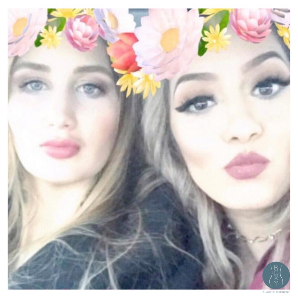 ROXYpout Selfie